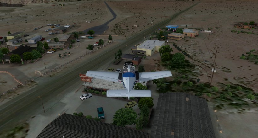 L41 Marble Canyon Airport